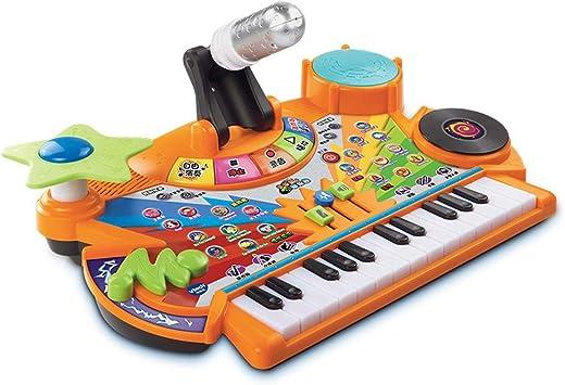 KTYXDE Juguete de Piano para niños, Mesa de música, Teclado ...