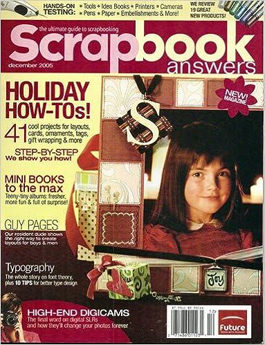 Scrapbook Magazine Pdf