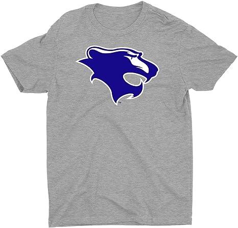 PPGCTU03 Mens//Womens Premium Triblend T-Shirt Official NCAA Georgian Court University Lions