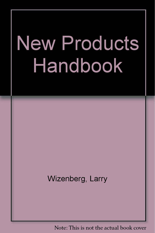 New Products Handbook