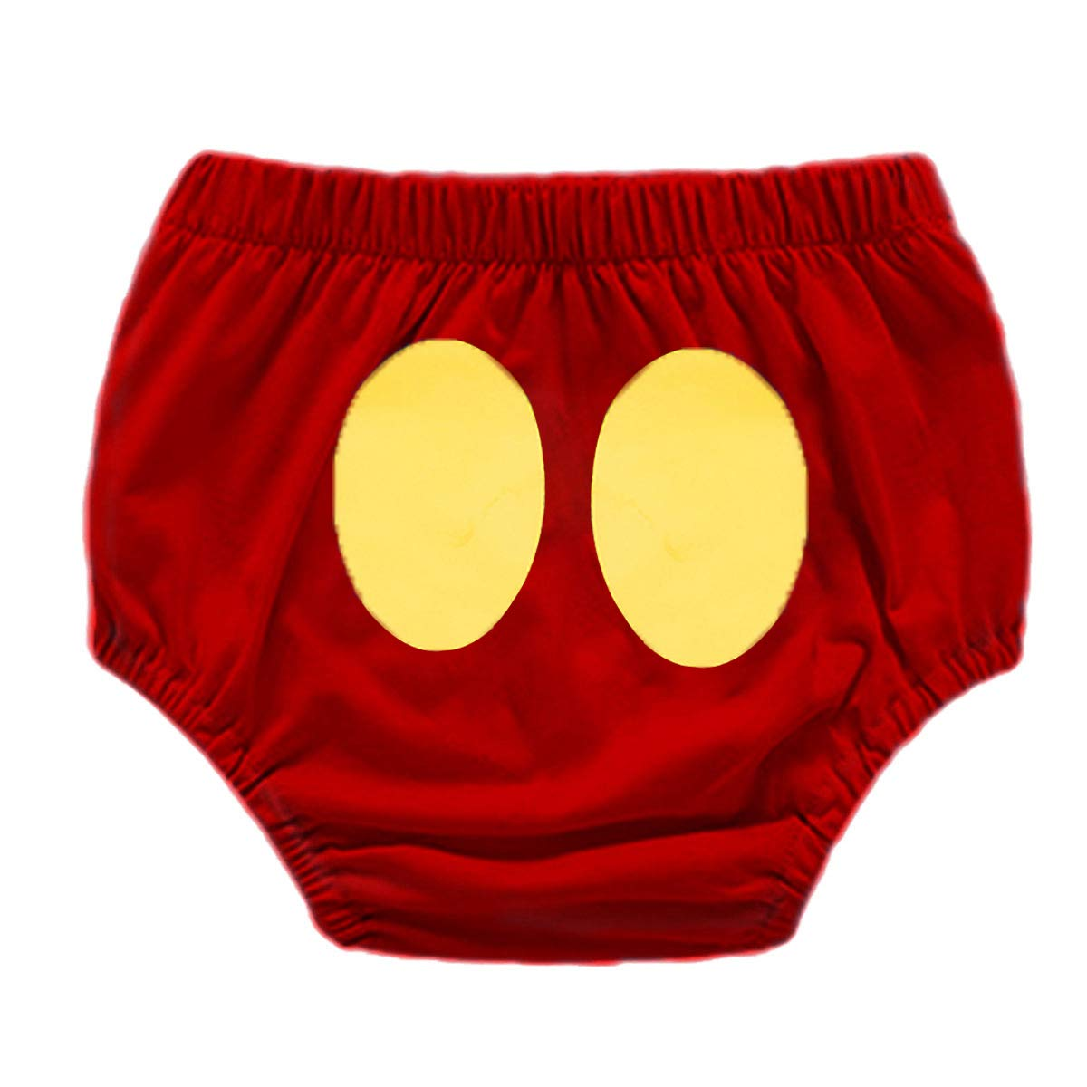 MYRISAM - Disfraz de Mickey para bebé - Rojo - 6-12 Meses: Amazon ...