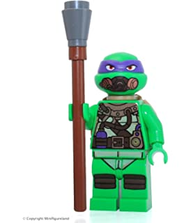 Amazon.com: LEGO Teenage Mutant Ninja Turtles Raphael ...