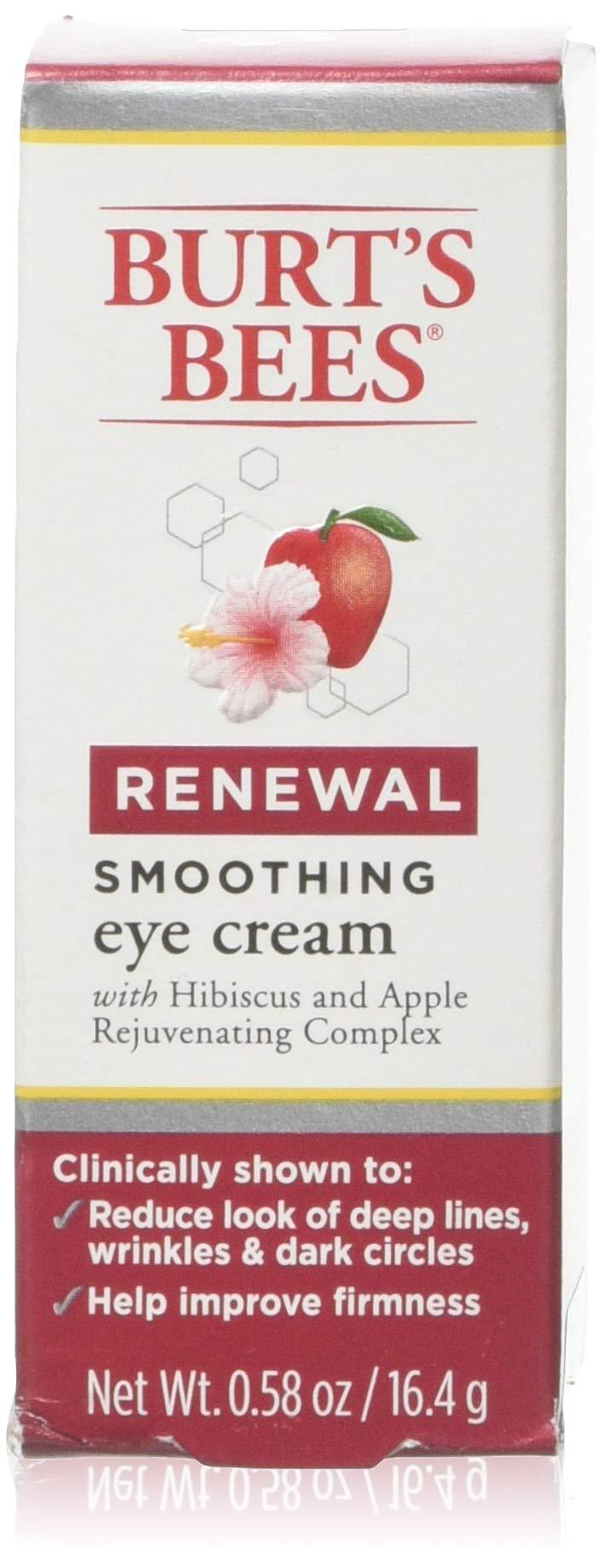 Burt's Bees Renewal Smoothing Eye Cream, Firming Eye Cream, 0.58 Ounce by Burt's Bees