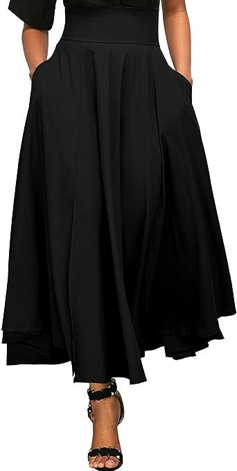 Burvogue falda gótica vintage de encaje alto y bajo steampunk para ...