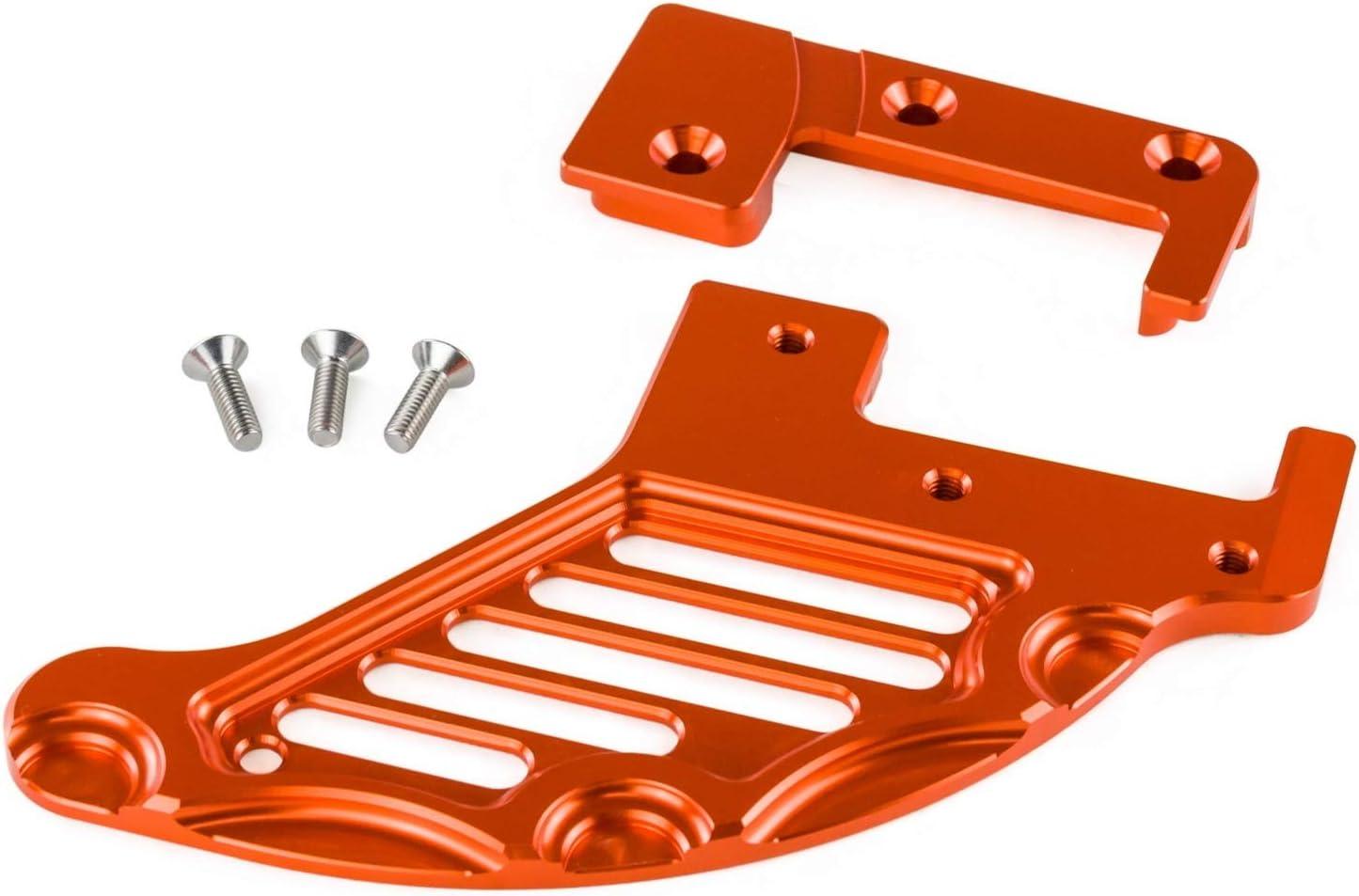 Color : Sky Blue Anhui-dsb Bremsscheibe hinten Schutz for KTM SX SXF EXC EXCF XC XCF XCW for Husqvarna Husaberg TE FE TC FC TX FX 125 150 250 350 450 501 530