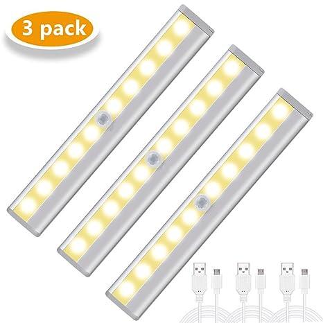 Luces del gabinete de la luz del sensor de movimiento,Wireless Movimiento activado luz LED