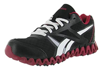 d76b379098d5 Reebok Zig Return Women s Running Athletic Shoes Black Size 6.5