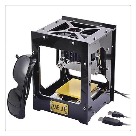 DIY 300mW USB del Laser Engraver Cutter grabado máquina de ...