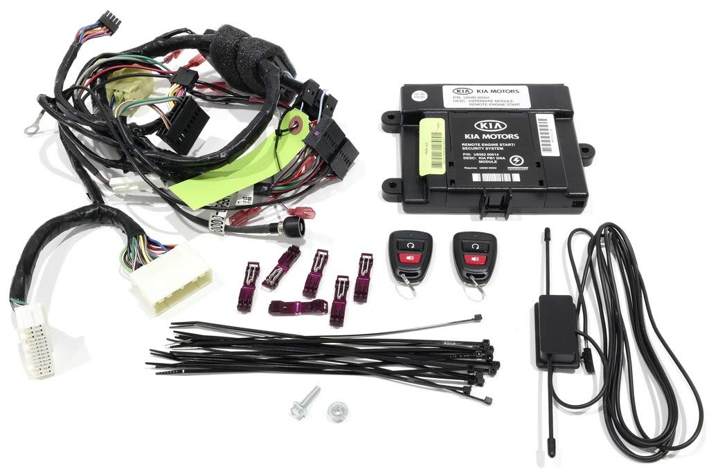 Kia Genuine U8560-1U010 Remote Start System