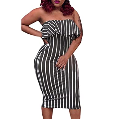 c7178bcef7 Aurorax Plus Size Women Bodycon Dresses