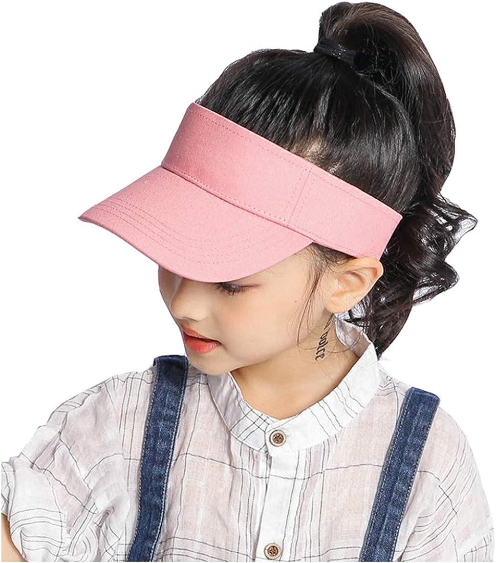 Kids Visor Sun Hat Adjustable Athletic Sports Hat 6 to...