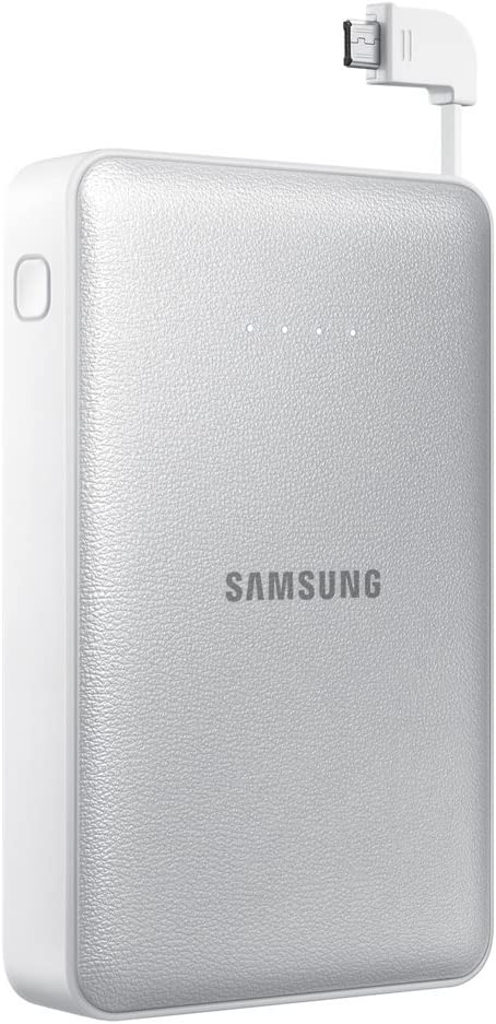 Samsung 11,300mAh Battery Pack with Integrated Micro-USB Cord