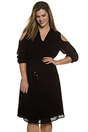 Robe de soiree noir taille 48