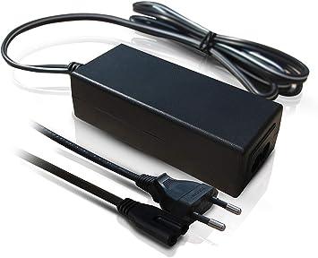 ABC Reemplazo del Cable de Adaptador DC 19.5V Fuente de alimentación de Corriente para Sony Bravia KDL-24 KDL-32 KDL-40 KDL-42 KDL-48 KDL-55 W600B W600D W650D W700B W800B 24/32/40/42/48 Pulgada TV: Amazon.es: Electrónica