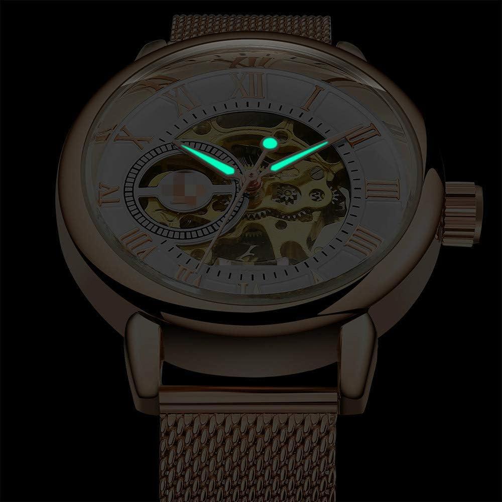 Mode Skelet Vrouwen Mechanisch Horloge Horloge Automatische Mechanische Horloges Voor Vrouwen Montre Femme ctpo-154 voRB0Fxl