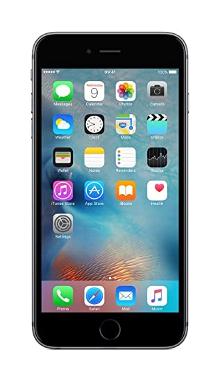 7938c01a439 Apple iPhone 6s Plus Gris Espacial 16GB Smartphone Libre (Reacondicionado):  Amazon.es: Electrónica