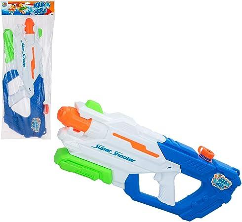 ColorBaby - Pistola de agua 60 cm Aqua World CBtoys (49259): Amazon.es: Juguetes y juegos