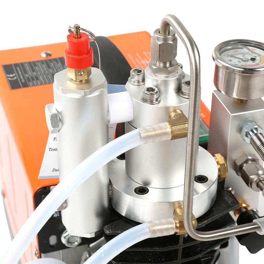 pompe /à air /électrique gonfleur PCP pour gonfleur Compresseur dair /électrique /à haute pression 220 V 30 MPA 4500PSI 2800r // min