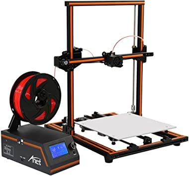 Impresora 3D Aluminum DIY with Resume Print 300X300x400mm DIY 3D ...