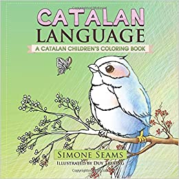 Catalan Language: A Catalan Children's Coloring Book