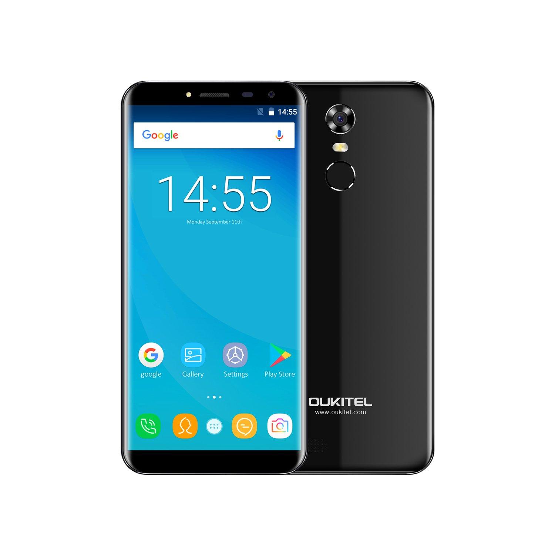 OUKITEL C8 - [18: 9 Smartphone ] 5.5 Pulgadas Android 7.0 3G ...