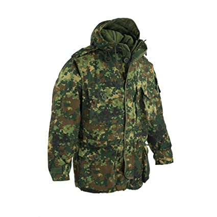 Image Unavailable. Image not available for. Color  Russian Military Winter  Jacket ... 58307f670
