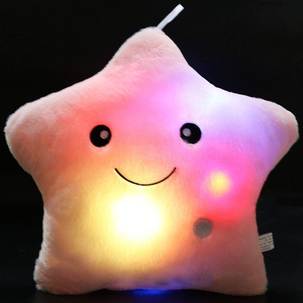 【超ポイントバック祭】 Rainbow Rainbow - Fox LEDライトベアパウピンクソフトぬいぐるみ/ピロー - キャンプ B016YHI4C8/旅行/クリスマスギフト/人形 B016YHI4C8, 駒ヶ根市:c0f14b52 --- a0267596.xsph.ru