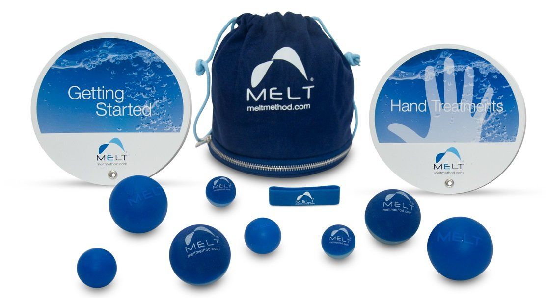 MELT Hand & Foot Treatment Kit Longevity Fitness Inc.