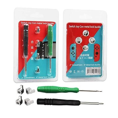 Swiftswan - Juego de herramientas de reparación profesional con cierre de hebilla de aleación para mando