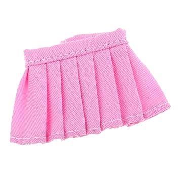Amazon.es: non-brand Mini Falda Plisada de Moda para Ob11 Mini ...