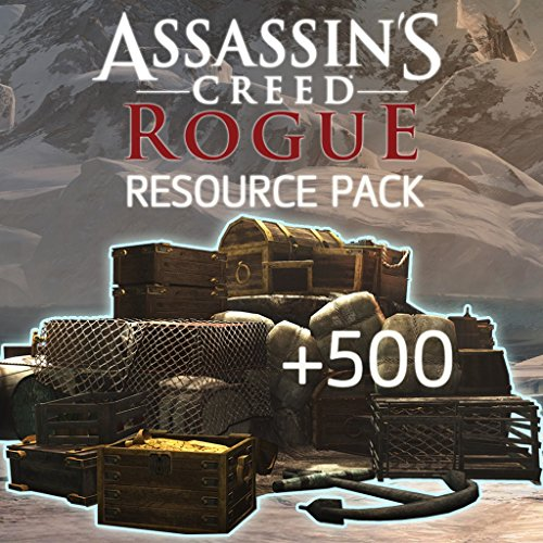 (Assassin's Creed Rogue Time Saver: Resource Pack [Online Game Code])