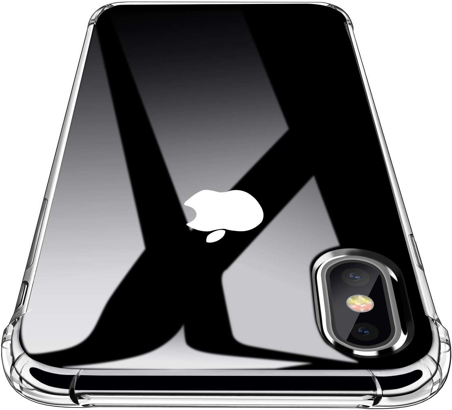 CELLY iPHONE X COVER IN TPU TRASPARENTE - Digital World
