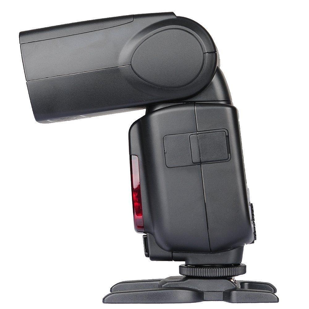 3xGodox TT600 High Speed Sync 2.4G Wireless Camera Flash Speedlite +Godox X1T-N Remote Trigger Transmitter for Nikon+3xDiffuser+ HuiHuang USB LED free gift