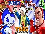 Tabs Battlefield of Bendy's vs Mart
