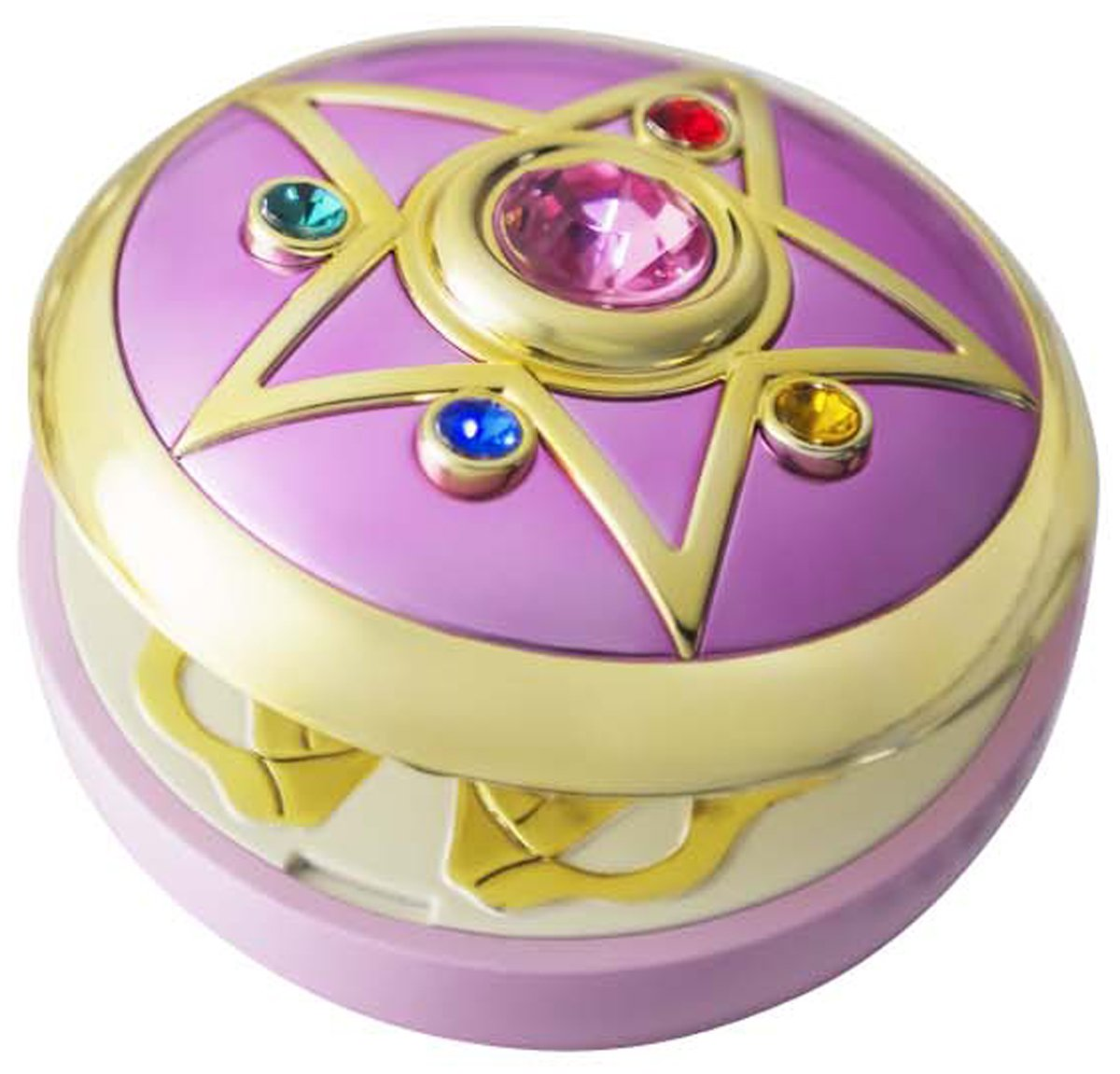 Bandai - Réplique Sailor Moon - Crystal Star 7.5cm - 4543112938183: Amazon.es: Juguetes y juegos