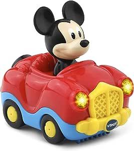 Amazon.com: VTech Go! Go! Smart Wheels - Disney Mickey ...