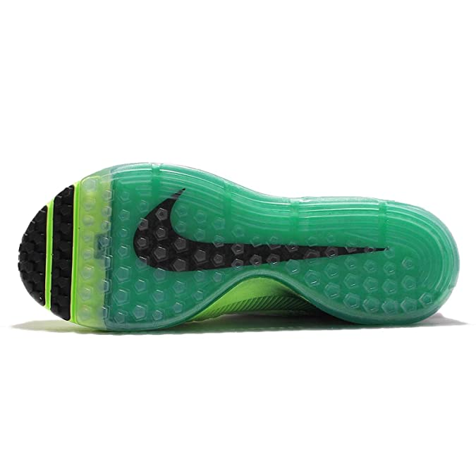 41ab428c26 Nike Men's Zoom All Out Flyknit, Ghost Green/White, 9. 5 M US: Buy Online  at Low Prices in India - Amazon.in