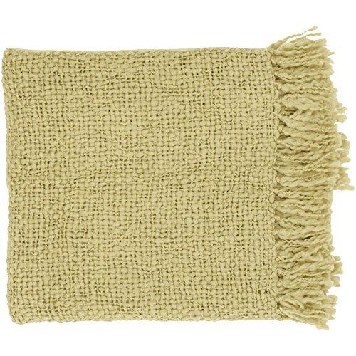 Surya Tobias TOB-1008 Knit Hand Woven 70% Acrylic / 30% Wool Tan 51