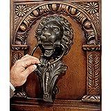 Madison Collection Florentine Lion Cast Iron Door Knocker