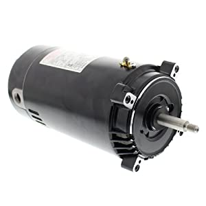 A.O. Smith UST1102 1HP 115/230V NEMA C-Face Pool Filter Motor