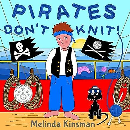 Pirates Don't Knit!