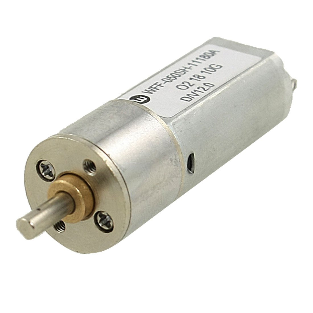 300RPM 12V 0.6A High Torque Mini Electric DC Geared Motor