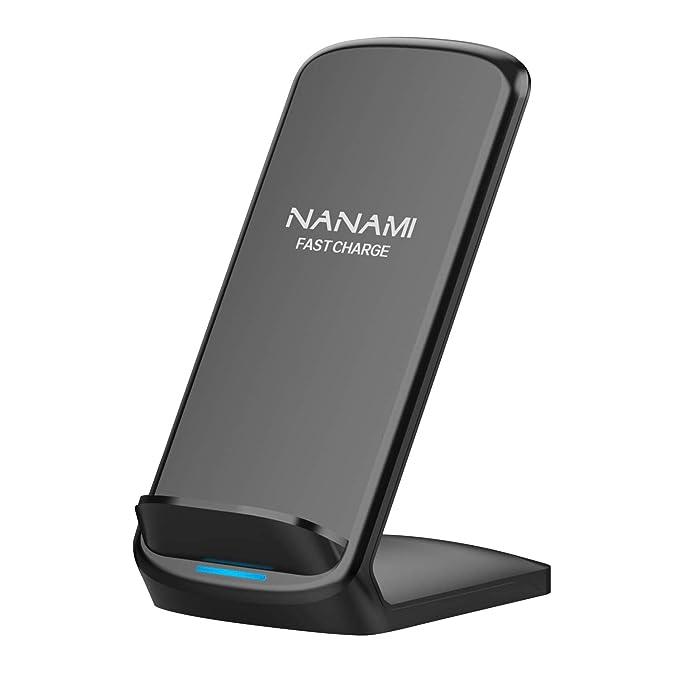 Amazon.com: Upgraded inalámbrica rápida cargadores Nanami 2 ...