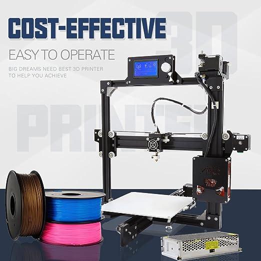 Kit de extrusor de Aluminio para Impresora 3D, PLA/ABS/Caderas con ...
