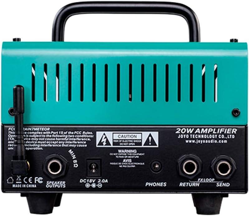 Amazon.com: JOYO ATOMIC Meteor Amplificador de 20W ...