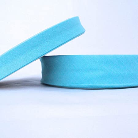Plain Bias Binding Tape 30mm Jade Higgs /& Higgs