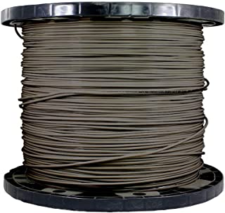product image for CERRO 112-3610M 2500-Feet 12 Gauge Stranded THHN Gray Wire
