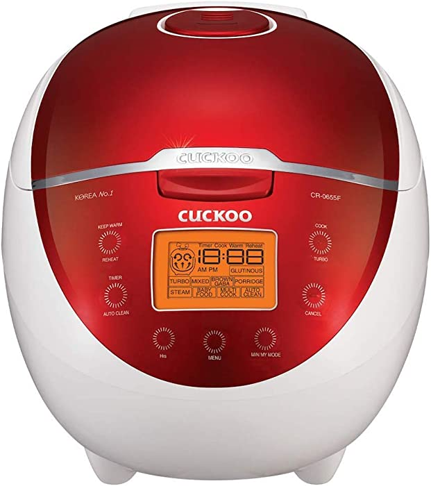 The Best Cuckoo Rice Cooker Small
