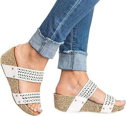 Slides for Women Bummyo Ladies