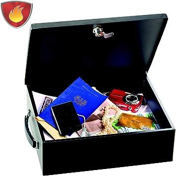 Home Security Safe Storage Key Lock Box for Cash Jewelry medication Keys Small L